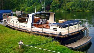 Narrow Boat Canopies Yorkshire